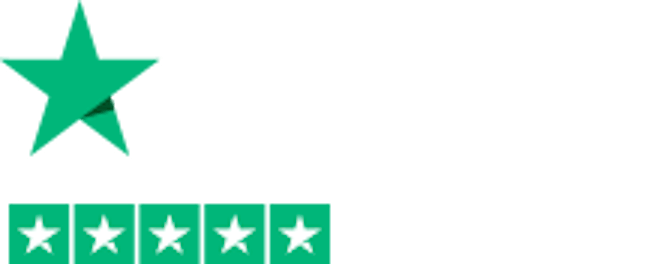 Rated 4.7 out of 5 in TrustPilot